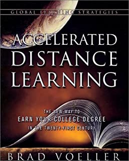 accelerated distance learning degree