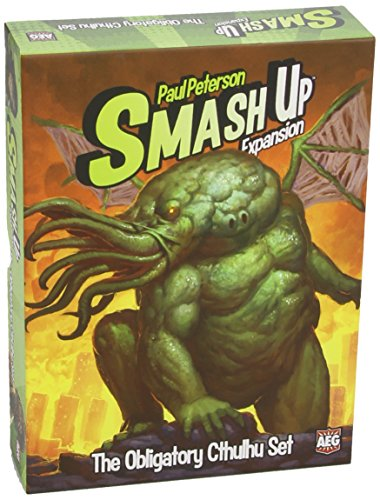 Alderac Entertainment Group Smash Up: The Obligatory Cthulhu Expansion