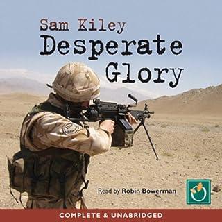 Desperate Glory audiobook cover art