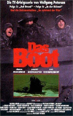 Das Boot - Die Fernsehserie Teil 5 + 6 [VHS]