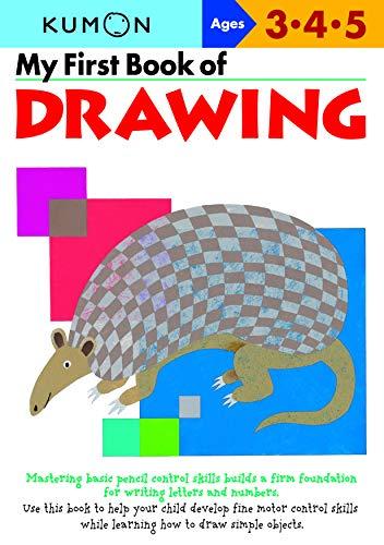 My First Book of Drawing (Kumon Workbooks)