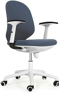 Trwałe ergonomiczne krzesło biurowe, krzesło zadań obrotowych z bronią broni krzesło z kołem na równie idealne