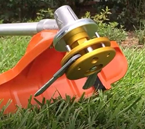 BadgerHead, The Innovative Quick Change Grass Trimmer Replacement Head. Change...