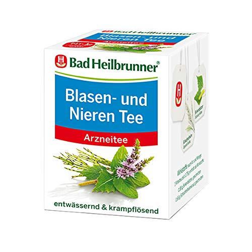 BAD HEILBRUNNER Tee Nieren und Blase N Filterbeut. 8 St