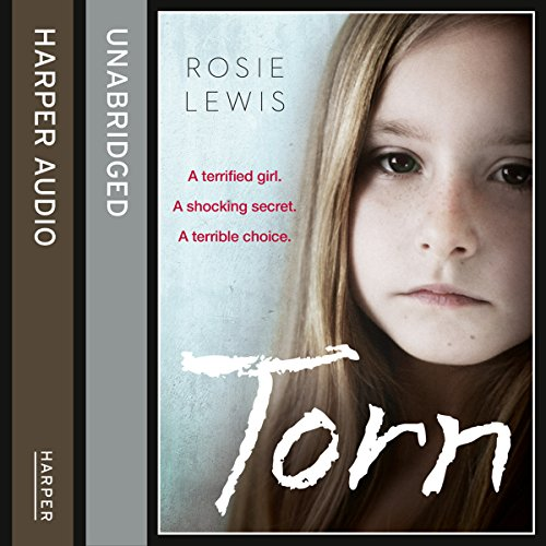 Torn: A Terrified Girl. A Shocking Secret. A Terrible Choice. audiobook cover art