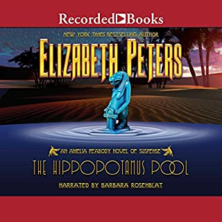 The Hippopotamus Pool audiobook cover art