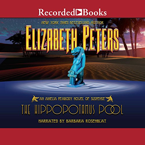 Couverture de The Hippopotamus Pool