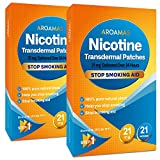 Best Nicotine Patches - Aroamas Nicotine Patches to Quit Smoking - Step Review