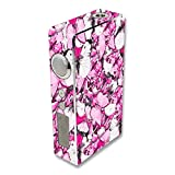 MightySkins Skin Compatible with Sigelei 100W Plus / 150W – Butterflies   Protective, Durable, and Unique Vinyl Decal wrap Cover   Easy to Apply, Remove, and Change Styles   Made in The USA