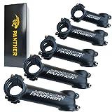 PANTHER (パンサー)【正規品】アヘッドステム アジャストステム アルミ6061 クロス ロード マウンテンバイクに適用 14サイズ選択可能 (φ25.4mm*28.6mm*90mm;H=41mm, アヘッドステム)