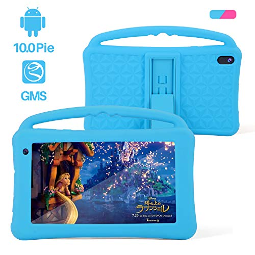Tableta para Niños Pantalla IPS De 7 Pulgadas Quad-Core And