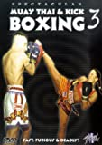 Muay Thai And Kick Boxing - Vol. 3 [Reino Unido] [DVD]