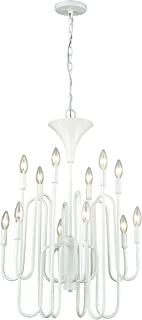 Best white chandelier light Reviews