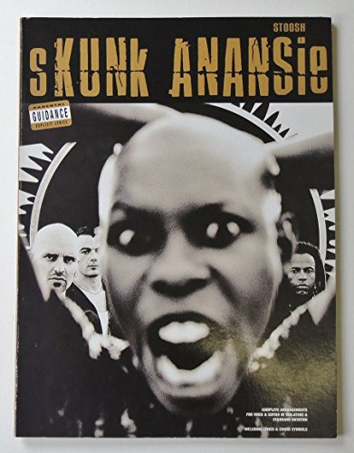 Skunk Anansie : Stoosh : The Songs from the Album : Voice & Guitar Tablature