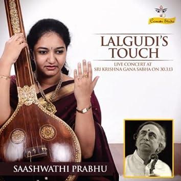 Lalgudi's Touch (Live)