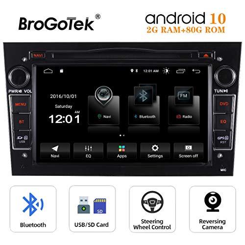 Reproductor de DVD y CD para coche de 7 pulgadas, navegador GPS para Opel Corsa Zafira Antara Astra Vectra Meriva Soporte GPS Navegación Audio Video Bluetooth SWC 3G FM AM RDS Salida