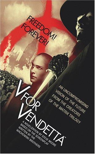 V for Vendetta: Movie Tie-In
