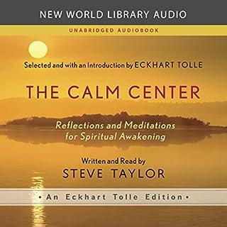 The Calm Center cover art