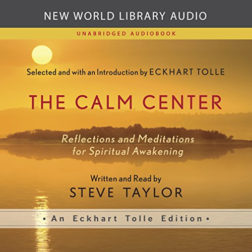 The Calm Center audiobook cover art