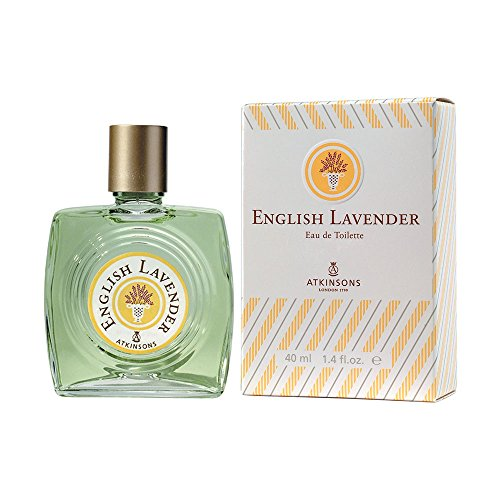 Atkinsons Classic English Lavender Eau De Toilette, 40 ml - 1 Unità