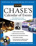 Chase's Calendar of Events 2009 (Book + CD-ROM): The Ultimate Go-to Guide for Special Days, Weeks, and Months [Idioma Inglés]