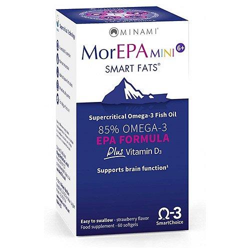 Minami Nutrition MNM-WMORMJ MorEPA Mini Capsules - Pack of 60