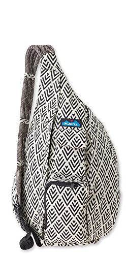 KAVU Rope Bag, Deco Tiles, One Size