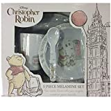 Disney Christopher Robin 5 Piece Melamine Crockery Set Di519