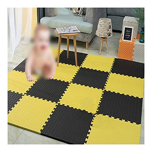 Great Features Of ZWYGXL Interlocking Tiles, Child Baby Bedside Carpet, Baby Crawling Mat, Floor Mat...
