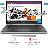 HP Pavilion x360 Core i5 8th Gen 14-inch Touchscreen 2-in-1 FHD Laptop (8GB/1TB+8GB SSHD/Windows 10 Home/MS Office Home & Student 2016/Natural Silver/1.59 kg), cd0080TU