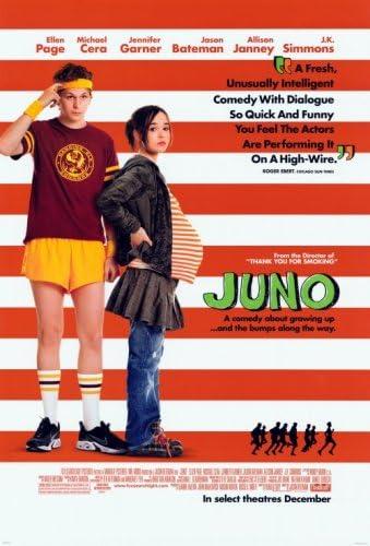 Amazon.com: Pop Culture Graphics Juno Poster Movie 11x17: Posters & Prints