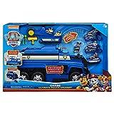 PAW Patrol Mega Camion Della Polizia 5 In 1 di Chase con Luci Ed Effetti Sonori, dai 3 Anni, 6058329