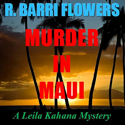 Murder in Maui (A Leila Kahana Mystery) audiobook cover art