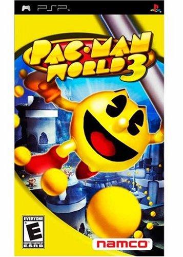 Pac-Man World 3 - Sony PSP