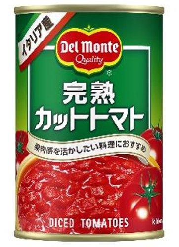 デルモンテ 完熟カットトマト 400g 24個