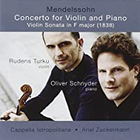 Conerto for Violin & Piano
