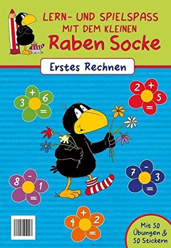 Lern- und Spielspaß mit dem kleinen Raben Socke: Erstes Rechnen
