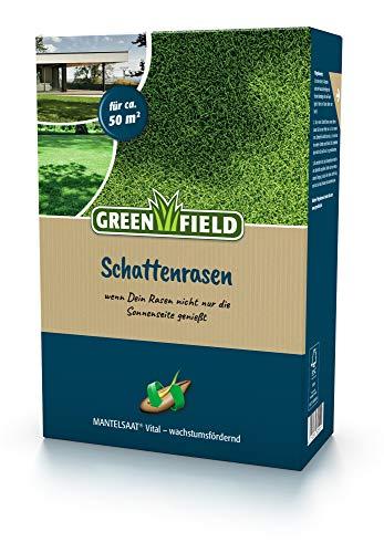 Feldsaaten Freudenberger 62541 Greenfield Schattenrasen Mantelsaat Vital (1 kg) (Schattenrasensamen)