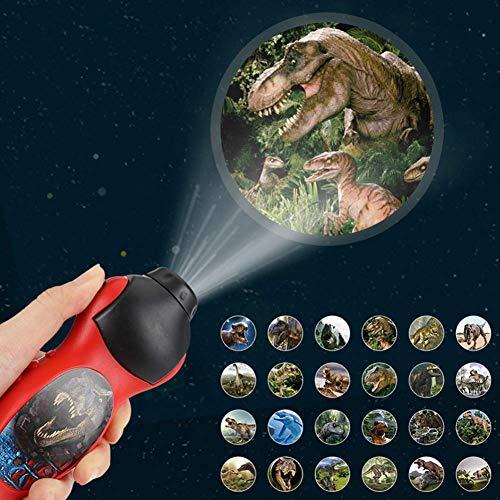 H87yC4ra Proyector De Linterna De dDinosaurio, Antorcha De Proyector De Dinosaurio, Antorcha...
