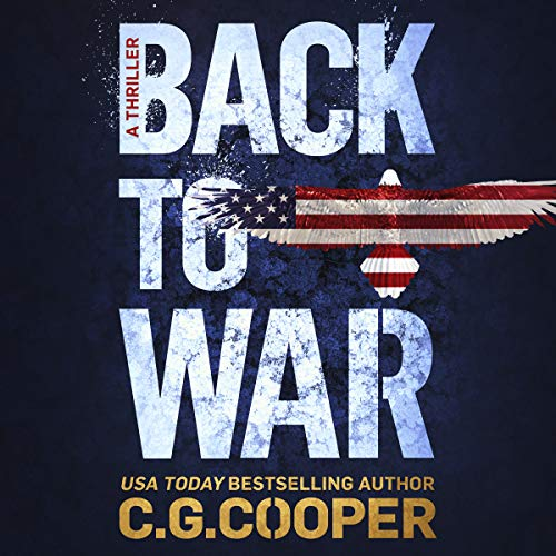 Back to War audiobook cover art