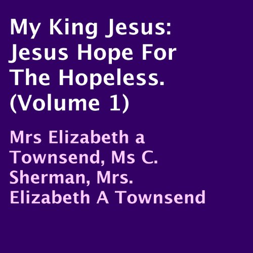 My King Jesus audiobook cover art