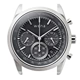 Wena Wrist Solar Head (Chronograph) - Silver