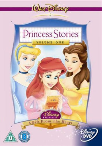 Disney Princess Stories - Vol. 1 - A Gift From The Heart [DVD]