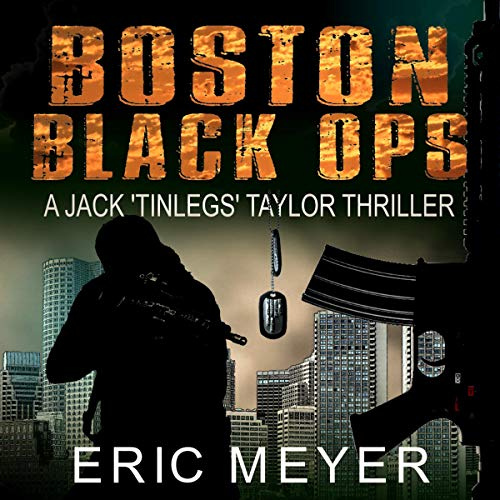 Boston Black Ops Audiobook By Eric Meyer cover art