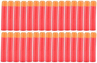 Estink 30Pcs Refill Bullet Darts for Nerf N-Strike Mega Centurion Blasters Kid Toy Gun Set