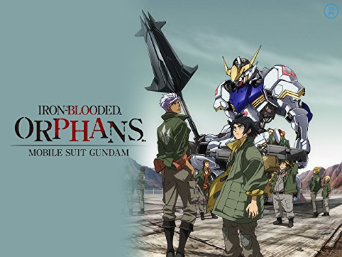 Mobile Suit Gundam: Iron-Blooded Orphans, Season 1, Pt. 1