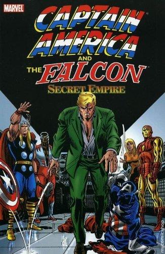 Captain America & The Falcon: Secret Empire TPB