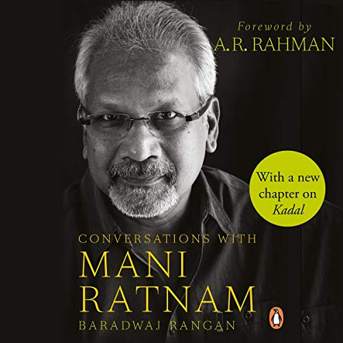 Conversations with Mani Ratnam cover art