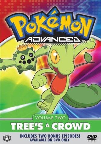 Pokemon 2: Advanced - Tree\'s a Crowd