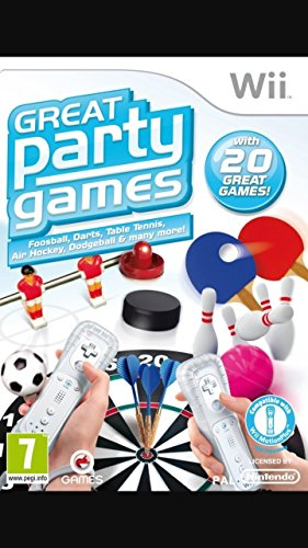Great Party Games (Wii) [Edizione: Regno Unito]